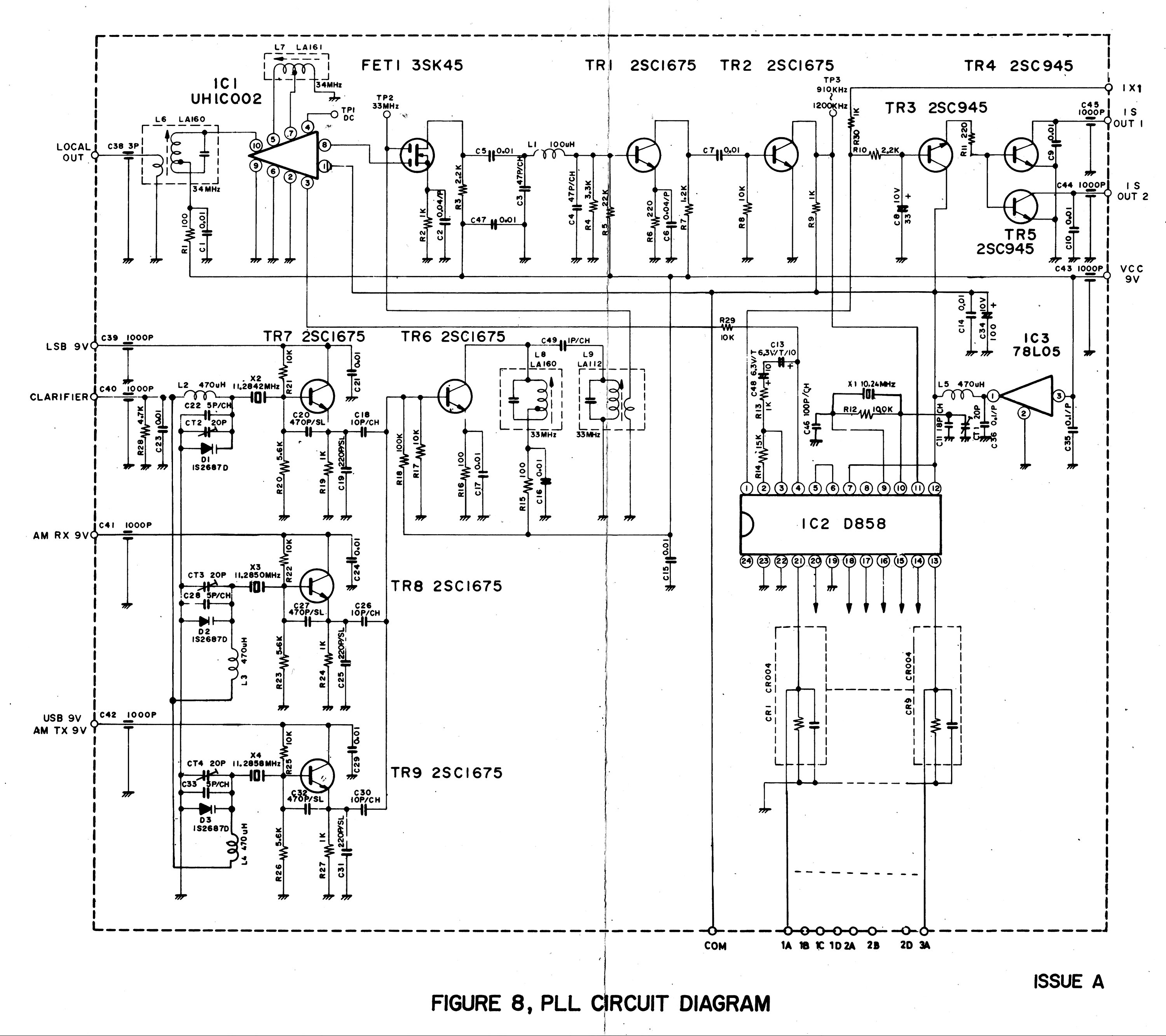 electronic circuit diagrams free download schematic centre  schematic centre