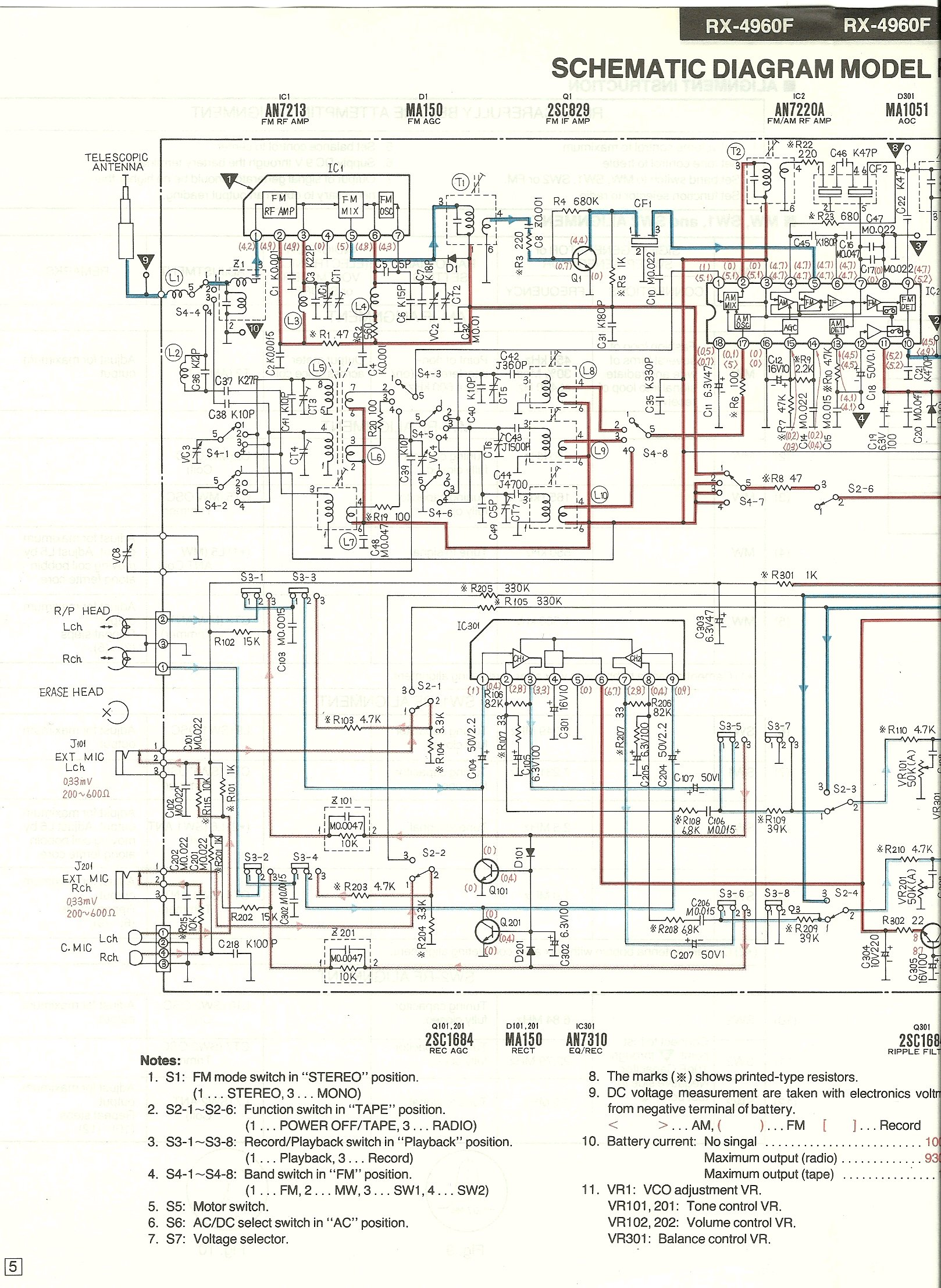 Telephone Hybrid Circuit Diagram Automotive Wiring Ringer Schematic Centre Block Basic