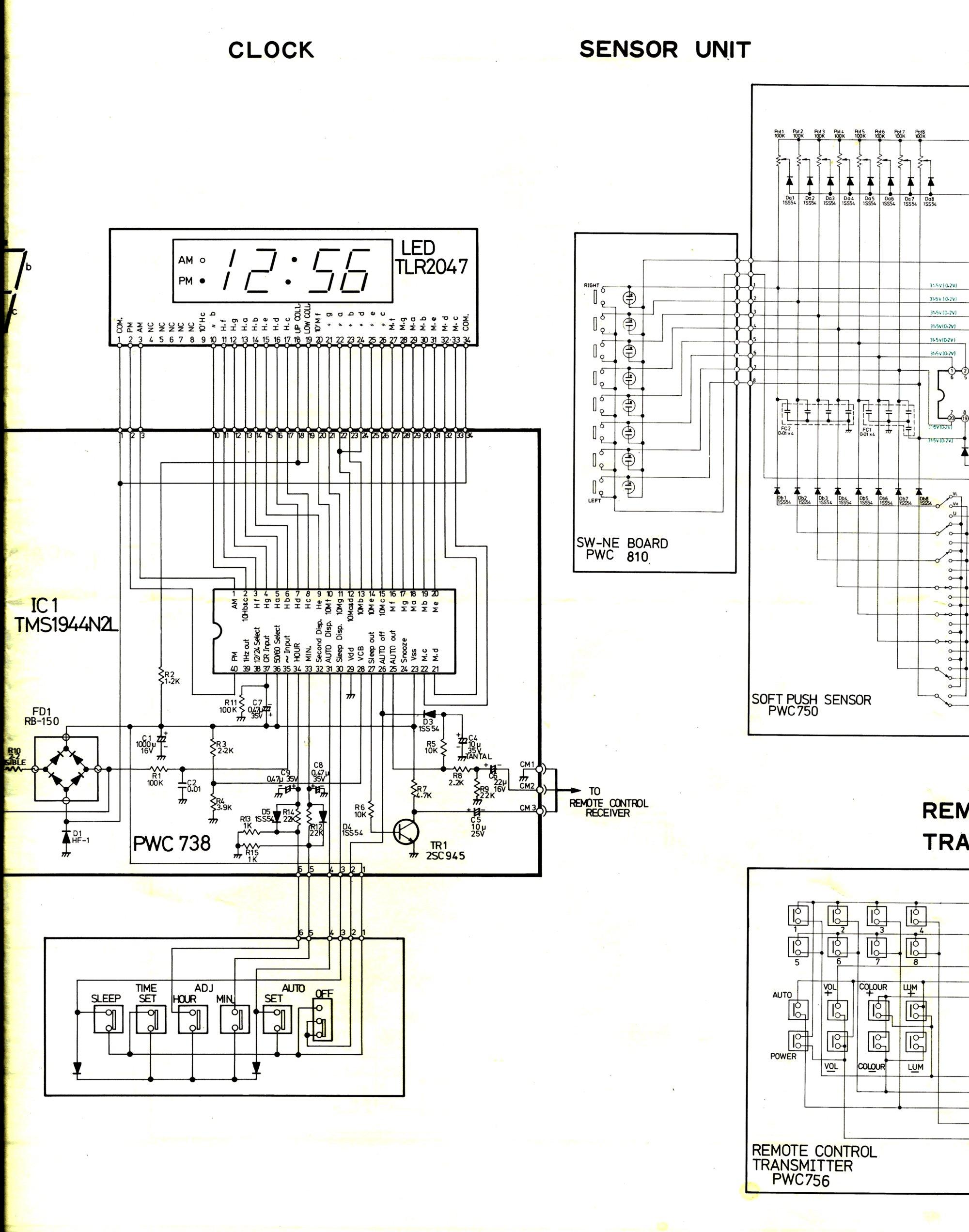 schematic centre